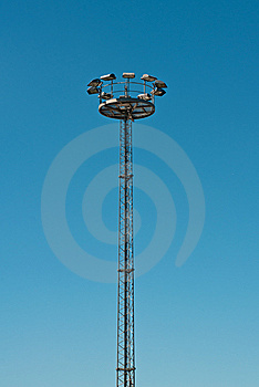 Floodlight Royalty Free Stock Images - Image: 14627119
