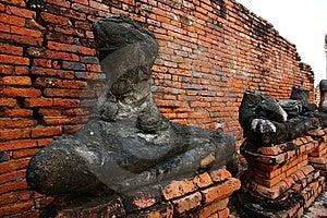 Wat Chai Wattanaram, Ayutthaya, Thailand. Stock Photo - Image: 14630850