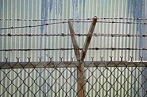 Corrugated Metal Stock Photo - Image: 14634540