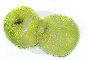 Green Apples Stock Image - Image: 14635011
