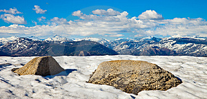 Smith Peak Vista Royalty Free Stock Image - Image: 14636276