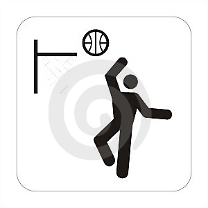 Sport Sign Stock Photo - Image: 14638610