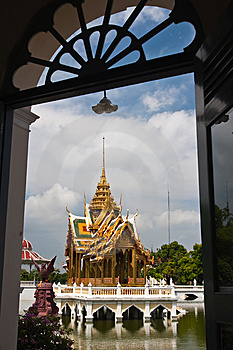 Bang Pa-in Palace Stock Images - Image: 14643054