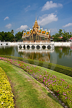 Bang Pa-in Palace Stock Photos - Image: 14643083