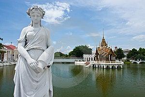 Bang Pa-in Palace Stock Photography - Image: 14643202