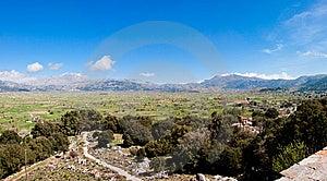 Lasithi Plateau Royalty Free Stock Image - Image: 14644026