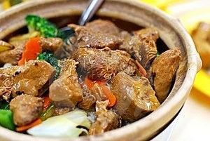 Chinese Monkey Head Mushrooms Delicacy Stock Photos - Image: 14650543