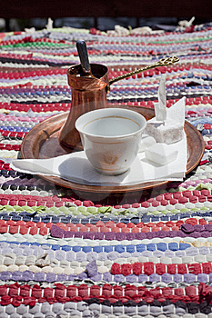 Bosnian Coffee Royalty Free Stock Photos - Image: 14654968