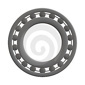 Roller Bearing Royalty Free Stock Image - Image: 14657276