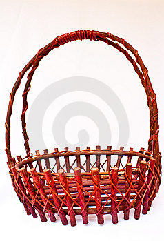 A Basket Stock Photography - Image: 14657422