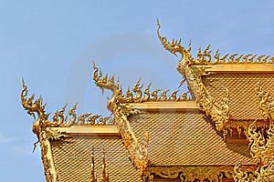 Traditional Thai Style Royalty Free Stock Photography - Image: 14658827