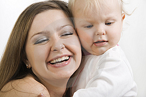 Mother And Daughter. Stock Photography - Image: 14661832