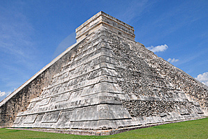 Chichen Itza Royalty Free Stock Photography - Image: 14664657