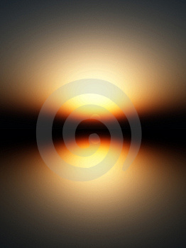 View Of The Sky Reflected Stock Image - Image: 14665341