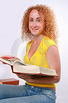 Student . Stock Photos - Image: 14666763