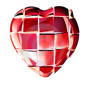 Broken Heart Royalty Free Stock Photography - Image: 14669067
