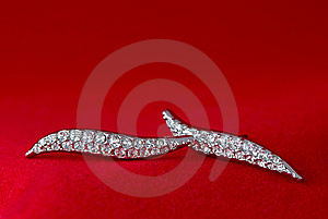 Earings Royalty Free Stock Photography - Image: 14669857