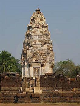 Thai Historic Site1 Royalty Free Stock Photo - Image: 14671285