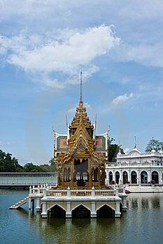 Bang Pa-in Palace Royalty Free Stock Photos - Image: 14672978