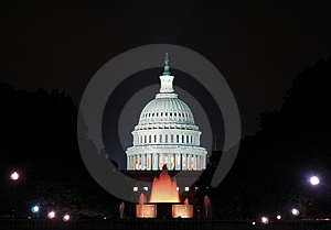 Capitol Building, Washington DC Royalty Free Stock Photo - Image: 14673545