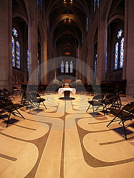 Grace Cathedral Royalty Free Stock Image - Image: 14673726