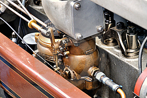 Car Engine Royalty Free Stock Photography - Image: 14674387