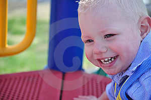 Smiling Young Boy Royalty Free Stock Images - Image: 14680189