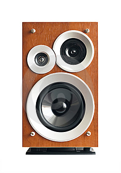 Acoustic System Royalty Free Stock Photography - Image: 14685497
