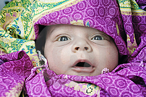 Surprised And Happy Baby Stock Photography - Image: 14688072