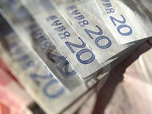 евро Стоковые Фотографии RF - изображение: 14688268