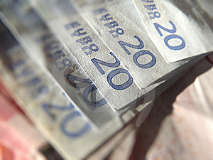 Euro Lizenzfreie Stockfotos - Bild: 14688268