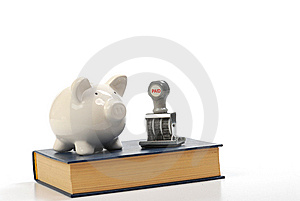 Piggy Bank Stock Photo - Image: 14688280