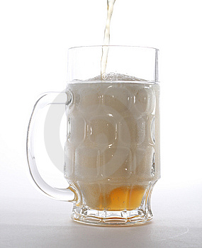 Mug With Beer Stock Images - Image: 14688894