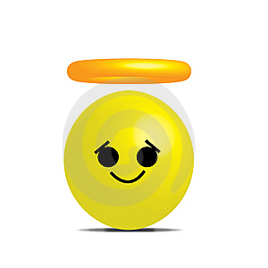 Smiley Priest Royalty Free Stock Photography - Image: 14689187
