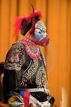 China Opera Clown Royalty Free Stock Photos - Image: 14693338