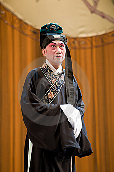 China Opera Scholar Stock Photography - Image: 14693362