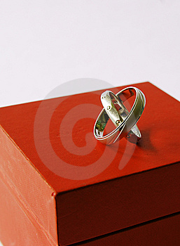 Wedding Rings  Royalty Free Stock Images - Image: 14694379