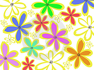 Flower Placer Royalty Free Stock Images - Image: 14697799