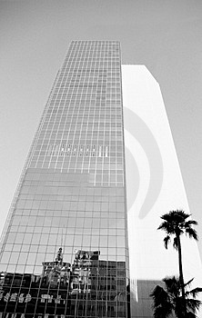 Fisheye Buildings Royalty Free Stock Photos - Image: 1475568