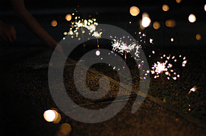 Sparks Royalty Free Stock Photos - Image: 1478728