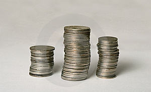 Coins Royalty Free Stock Photography - Image: 14700407