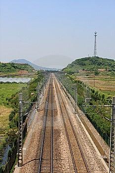 China's Railway Transportation Stock Photography - Image: 14701952