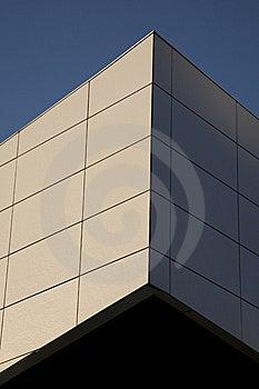 Vertical Minimal Building Corner Royalty Free Stock Photos - Image: 14704458