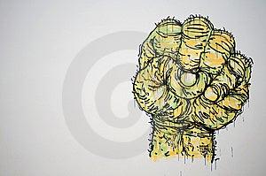 Fist Stock Image - Image: 14704981