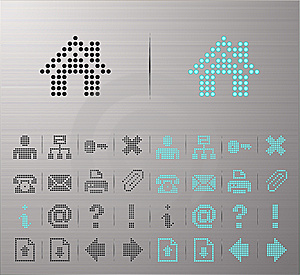 Web Buttons Stock Images - Image: 14705764