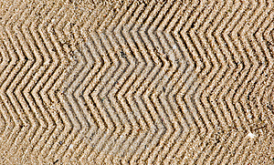 Texture Of Sand Stock Image - Image: 14705871