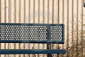 Bench Half Stock Photos - Image: 14706523