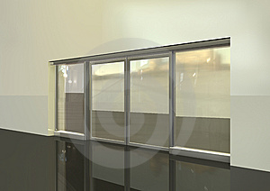 Revolving Door Royalty Free Stock Photography - Image: 14708577