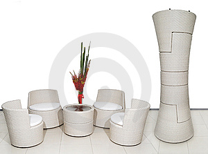 Exclusive Rocket For Summer Residence Stock Photo - Image: 14713690
