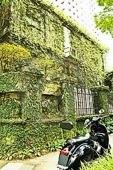 Vespa Royalty Free Stock Image - Image: 14716146